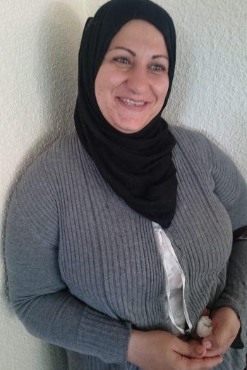 Nour Khelaf sucht Stelle als Küchenhilfe
