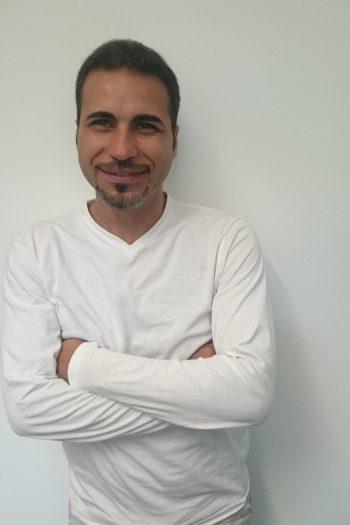 Kamal Bader aus Syrien
