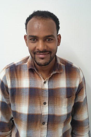 Tesfaalem Gebreyonas sucht Praktikum als Lagerarbeiter